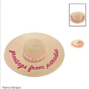 * LAST 1! * NWT! Victoria's Secret Beach Hat